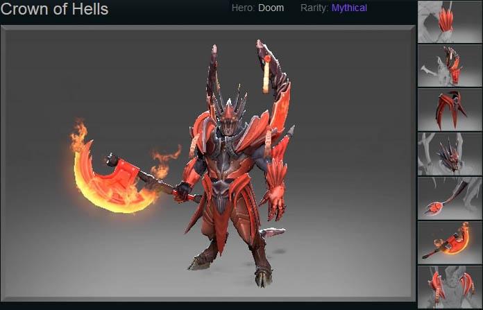 Crown of Hells