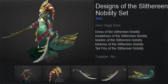 Designs of the Slithereen Nobility