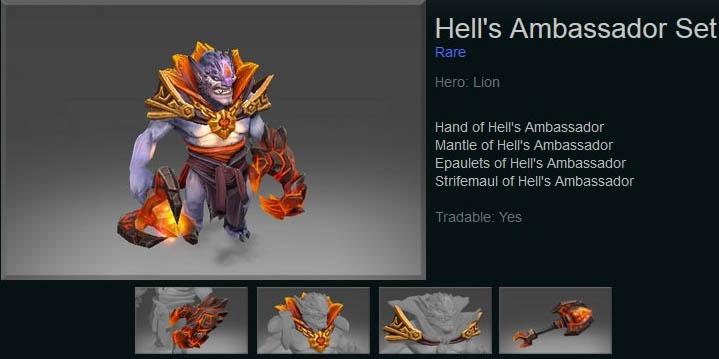 Hell's Ambassador