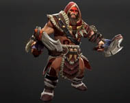 Hunter of the Red Talon Set_s
