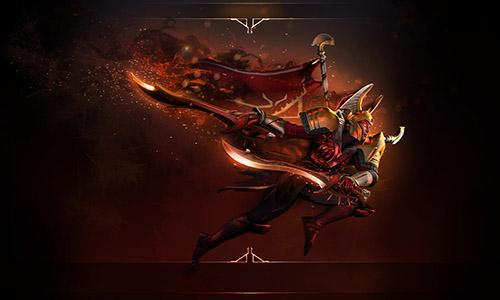 Legion-Commander-Arcana