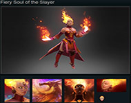 Lina Fiery Soul of the Slayer