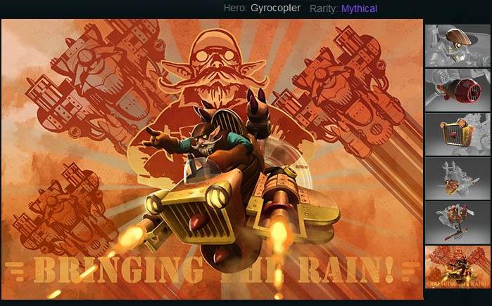 Rainmaker MK VII