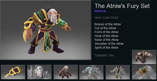 The Atniw's Fury