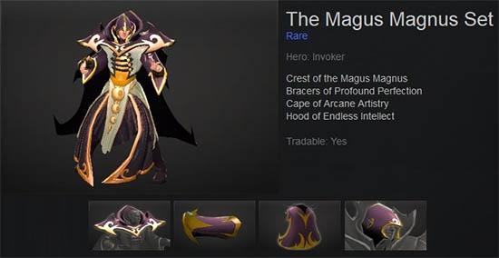 The Magus Magnus