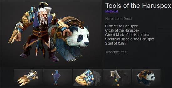Tools of the Haruspex