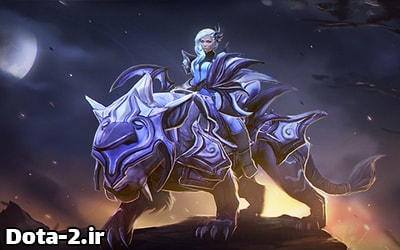 Armaments of the Night Grove dota2 set