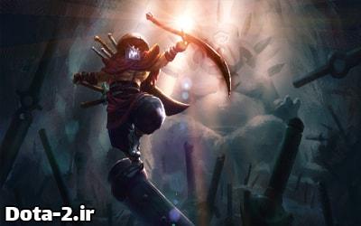 Balance of the Bladekeeper dota2 set