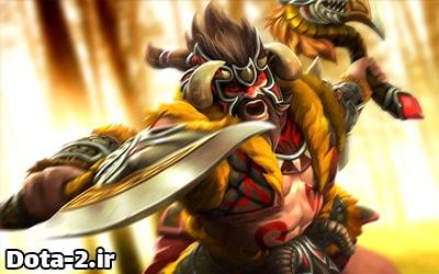 Chimera's Rage dota2 set