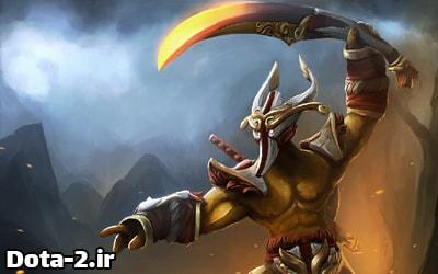 Dashing Swordsman dota2 set