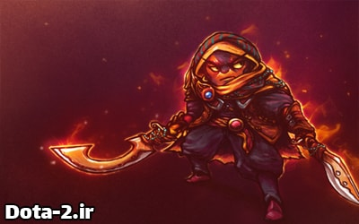 Order of the Wandering Flame dota2 set