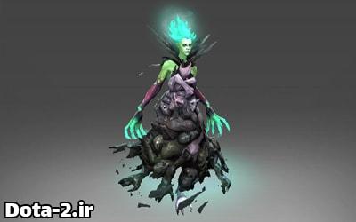 The Corpse Maiden dota2 set