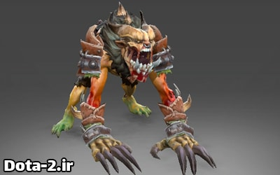 Trappings of the Ravenous Fiend dota2 set